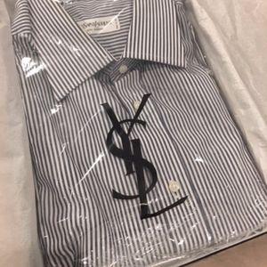 Yves Saint Laurent Men's Dress Shirt (NWT)